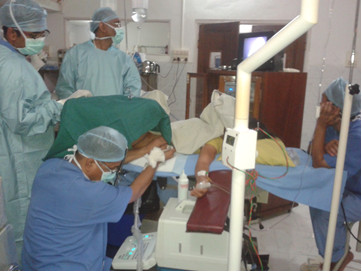 Cost-Effective Renal Stone Treatment in Rural Areas