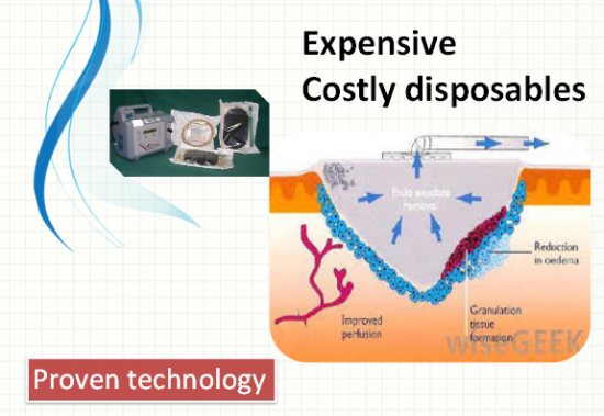 Expensive costly disposables