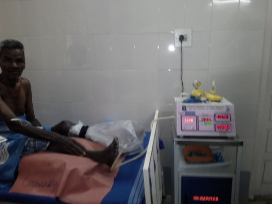 figure 5 low-cost vacuum therapy