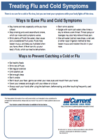 Patient Handout-Treating Cold and Flu Symptoms